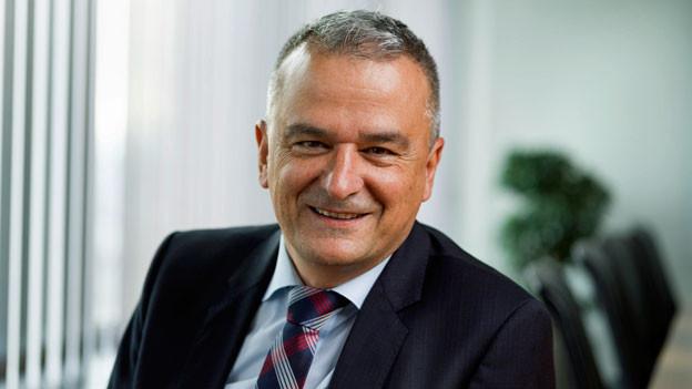 Coop-Konzernchef Joos Sutter.