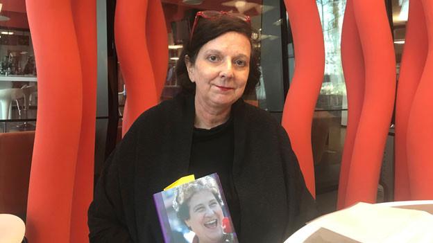 Trudi von Fellenberg-Bitzi.