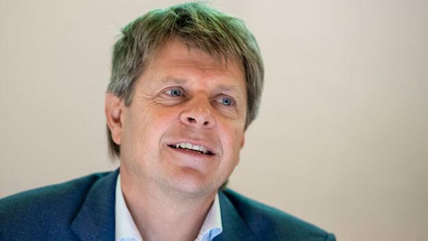 Jürg Grossen, Präsident der Grünliberalen Partei GLP.