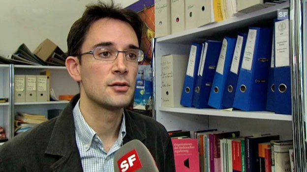 Matthias Künzler, Medienprofessor an der HTW Chur.