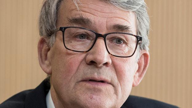 Post-Verwaltungsratspräsident Urs Schwaller.
