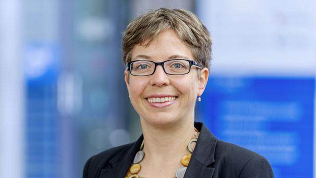 Stefanie Walter, Professorin für internationale Beziehungen und politische Ökonomie an der Universität Zürich.