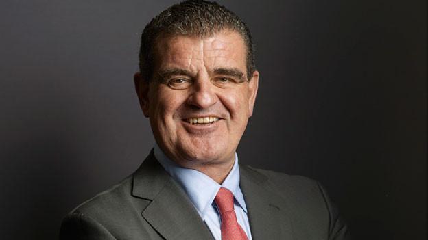 Peter Spuhler, Verwaltungsratspräsident der Stadler Rail.