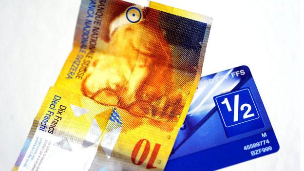 Die SBB will einen Teil ihres Gewinnes an die Kunden weitergeben.