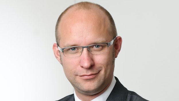Der IT-Jurist Christian Laux im Tagesgespräch