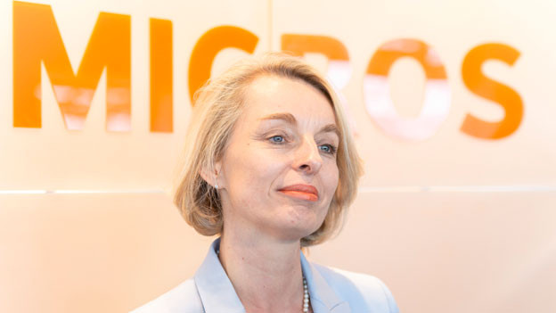 Die neue Migros-Präsidentin Ursula Nold.