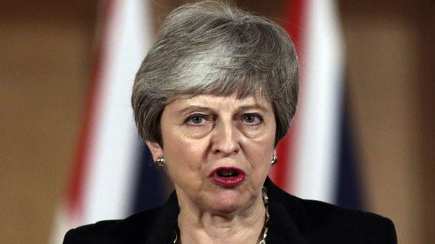 Brexit – neue Taktik von Theresa May.
