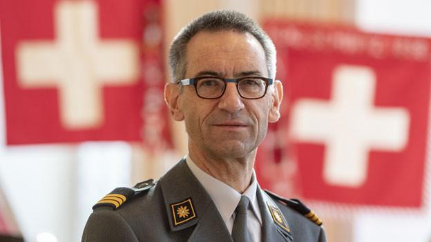Stefan Holenstein, Präsident der Schweizerischen Offiziersgesellschaft SOG.