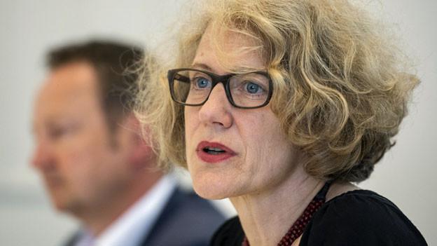 Corine Mauch, Stadtpräsidentin von Zürich.