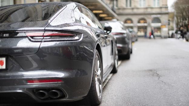 Schweizer Lärmliga gegen laute Autos