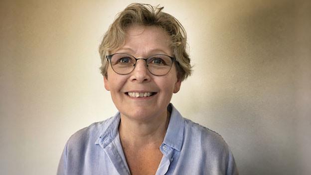 Christine Bühler, Präsidentin des Schweizerischen Bäuerinnen- und Landfrauenverband.
