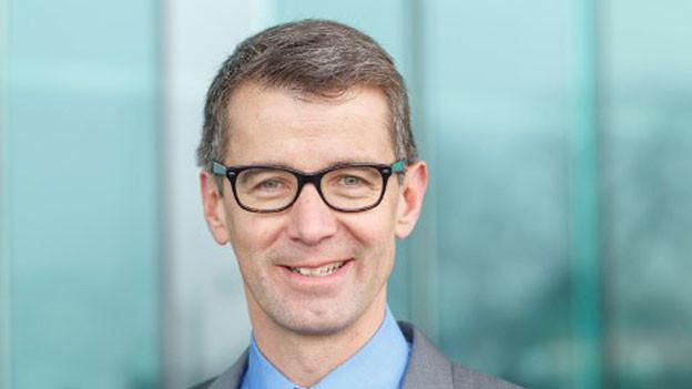 Martin Barth, Chef des World Tourism Forum in Luzern.