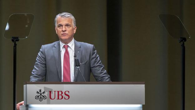 Sergio P. Ermotti, CEO der UBS.