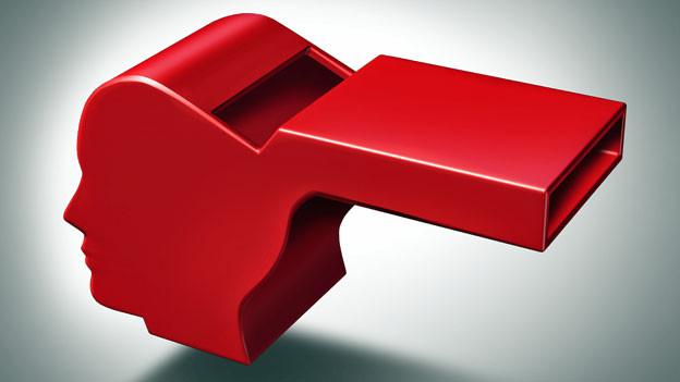 In Zürich wurde der neue Whistleblowing-Report vorgestellt. Symbolbild.