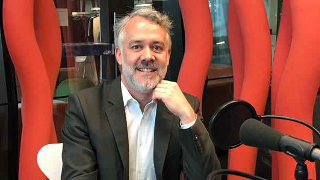 Christian Schaffner, Direktor des Energy Science Centers der ETH Zürich.
