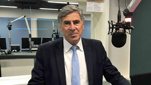 Der Nationalrat Christoph Eymann wird neuer SKOS-Leiter.