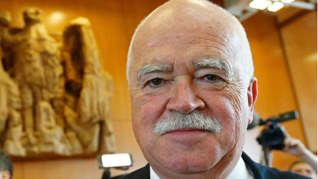 Peter Gauweiler über die Europawahlen.