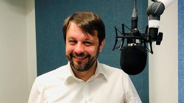 Ralph Weber, Politikwissenschaftler am Europainstitut der Universität Basel.