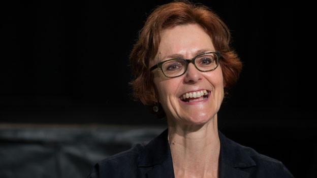 Monika Rühl, Vorsitzende der Geschäftsleitung Economiesuisse.