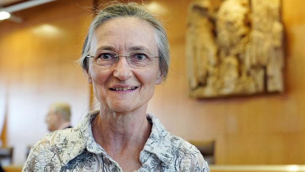 Die Ärztin Erika Preisig. Archivbild.
