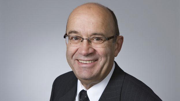 Christian Miesch, ehemaliger SVP-Nationalrat.