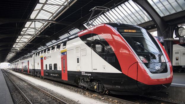 Fernverkehr-Doppelstockzug der SBB «FV-Dosto».
