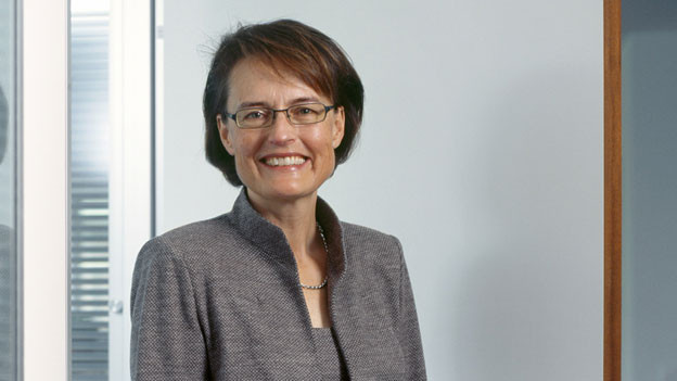 Bankerin Antoinette Hunziker-Ebneter.
