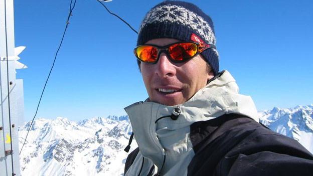 Jan Beutel, ETH-Forscher.