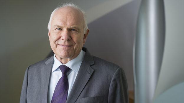 Swissmem-Präsident Hans Hess.