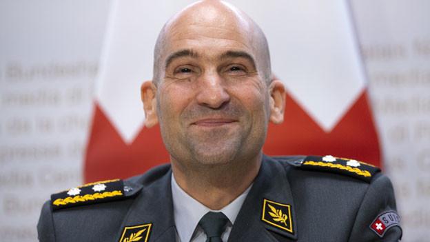 Thomas Süssli, neuer Chef der Schweizer Armee.