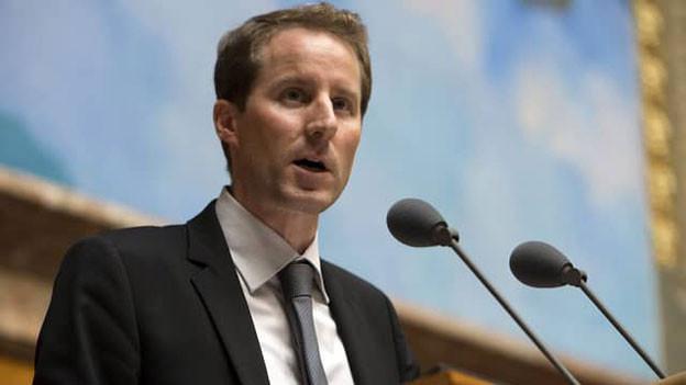 Thomas Aeschi, Zuger Nationalrat und SVP-Fraktionschef.