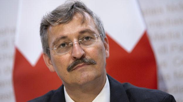 Michael Hengartner, Rektor der Uni Zürich und Präsident der Universitätsdirektoren.