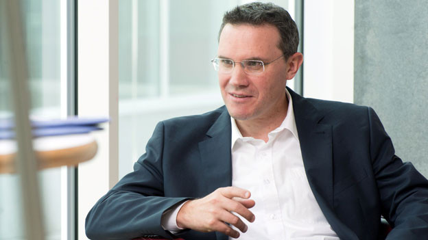 Georg Lutz, Professor für Politikwissenschaft an der Universität Lausanne und Direktor des Schweizer Kompetenzzentrums für Sozialwissenschaften FORS in Lausanne.