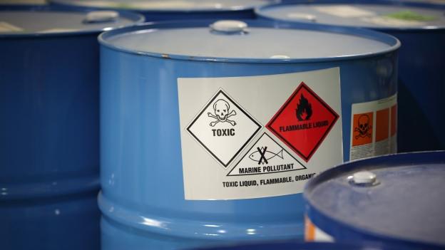 Der Kauf von sogenannten Vorläuferstoffen für Bomben soll nicht mehr so einfach sein. Symbolbild.