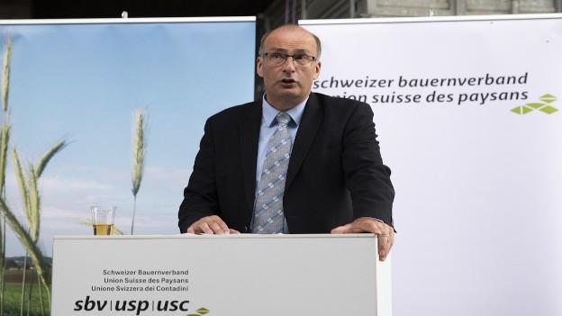 TG: Markus Ritter und die Bauern im neuen Parlament.