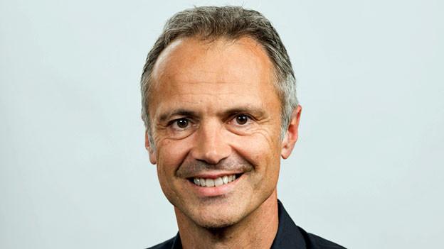 Roger Schnegg, Swiss Olympic-Direktor.