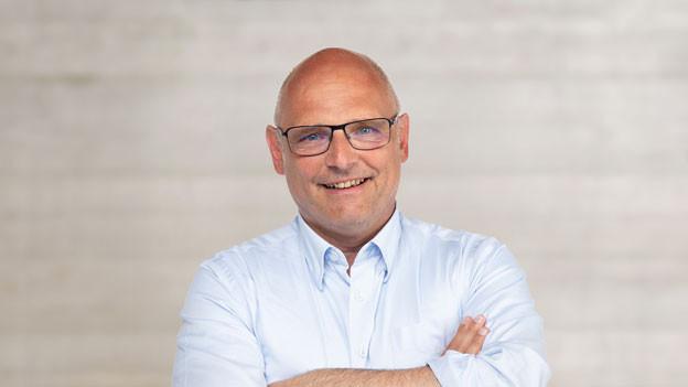 Alfred Heer, Zürcher SVP-Nationalrat.