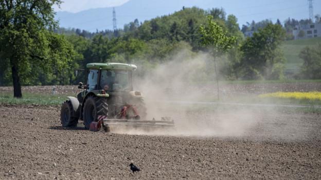 Schweiz - Droht ein erneuter Dürresommer?