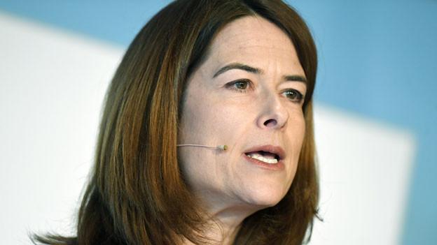 Petra Gössi, FDP-Präsidentin.