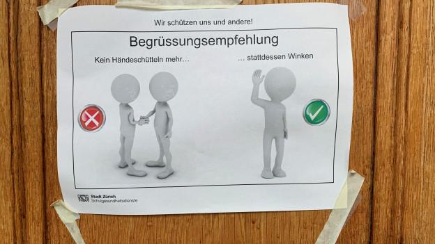 Volksschulen - zurück in die Normalität.
