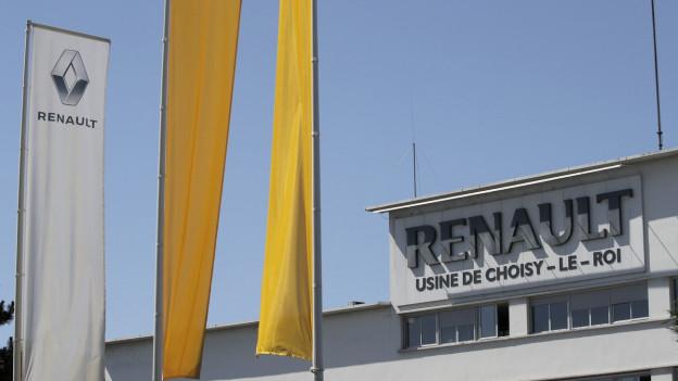 Renault in der Krise.