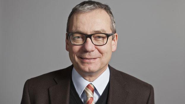 FDP-Ständerat Ruedi Noser.