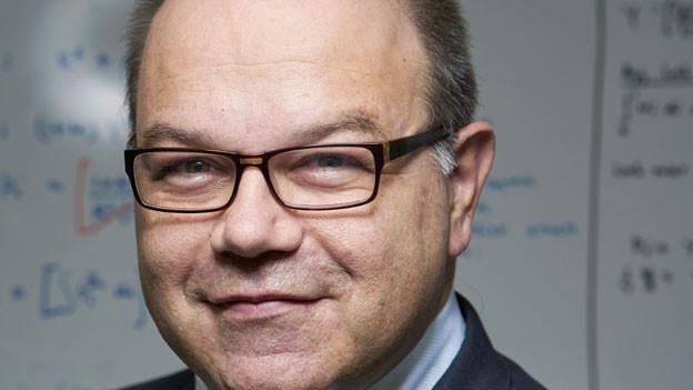 Prof. Dr. Yvan Lengwiler, Professor für Nationalökonomie an der Universität Basel.