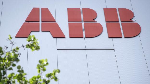 ABB - Coronakrise sorgt für weniger Aufträge.