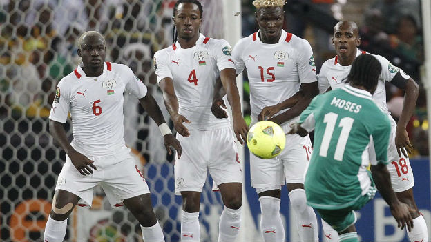 Afrika-Cup-Final: Burkina Faso verliert gegen Nigeria