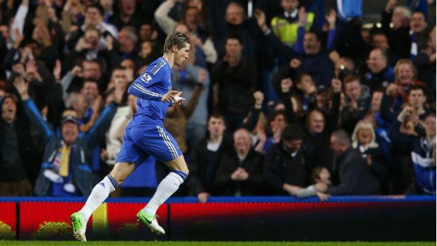 Chelsea-Star Fernando Torres.