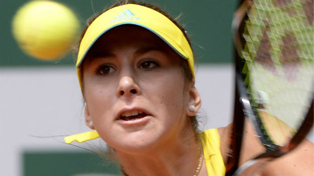Sieg in Paris: Belinda Bencic