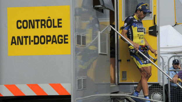 Zuletzt sorgte Doping vor allem im Radsport für Schlagzeilen.