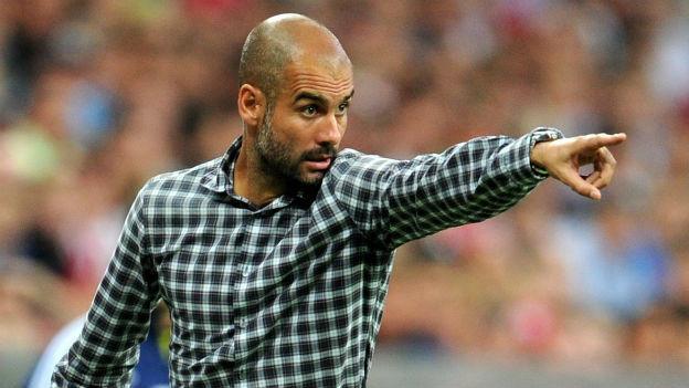 Erfolgstrainer Pep Guardiola: Er soll Bayern München zu weiteren Höheflügen verhelfen.