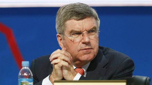 Favorit fürs IOC-Präsidium: Der Deutsche Thomas Bach.